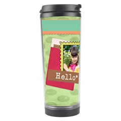 Kids By Kids   Travel Tumbler   A2n3bw5ibszr   Www Artscow Com Left