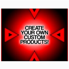 Create Your Own Custom Products And Gifts Canvas 11  x 14  (Unframed) by UniqueandCustomGifts