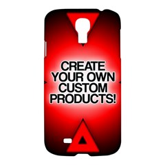 Create Your Own Custom Products And Gifts Samsung Galaxy S4 I9500/i9505 Hardshell Case by UniqueandCustomGifts