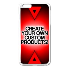 Create Your Own Custom Products And Gifts Apple Iphone 6 Plus Enamel White Case