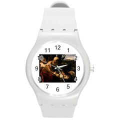Abraham Plastic Sport Watch (medium) by RembrandtRowe