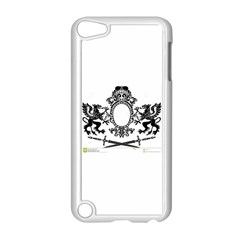 Rembrandt Designs Apple iPod Touch 5 Case (White) by RembrandtRowe