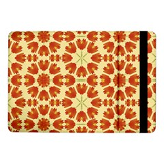 Colorful Floral Print Vector Style Samsung Galaxy Tab Pro 10 1  Flip Case by dflcprints