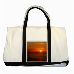 Good Night Mexico Two Tone Tote Bag by cherestreasures