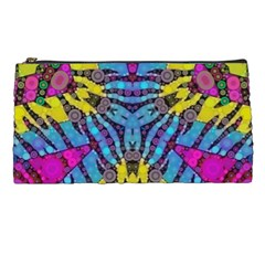 Crazy Zebra Print  Pencil Case by OCDesignss