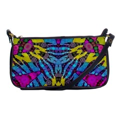 Crazy Zebra Print  Evening Bag by OCDesignss