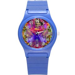 Journey Home Plastic Sport Watch (small) by icarusismartdesigns
