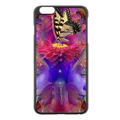 Journey Home Apple Iphone 6 Plus Black Enamel Case by icarusismartdesigns