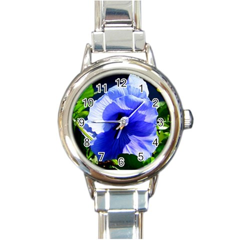 By Mary Freeman   Round Italian Charm Watch   79s2i384kz5f   Www Artscow Com Front