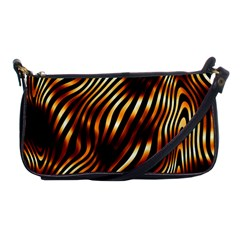 Fiery Tiger Stripes Evening Bag by PrincessTrixiel