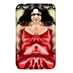 Cubist Woman Samsung Galaxy Tab 3 (7 ) P3200 Hardshell Case  by icarusismartdesigns
