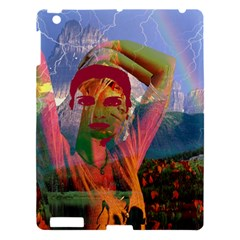 Fusion With The Landscape Apple Ipad 3/4 Hardshell Case by icarusismartdesigns