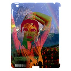 Fusion With The Landscape Apple Ipad 3/4 Hardshell Case (compatible With Smart Cover) by icarusismartdesigns