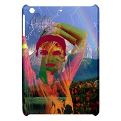 Fusion With The Landscape Apple Ipad Mini Hardshell Case by icarusismartdesigns