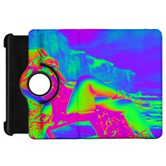 Seaside Holiday Kindle Fire Hd Flip 360 Case by icarusismartdesigns