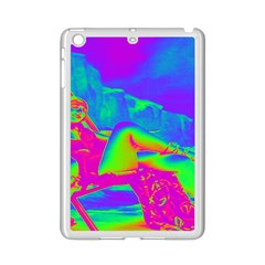 Seaside Holiday Apple Ipad Mini 2 Case (white) by icarusismartdesigns