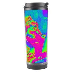 Seaside Holiday Travel Tumbler by icarusismartdesigns