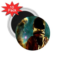 Lost In The Starmaker 2 25  Button Magnet (10 Pack) by icarusismartdesigns