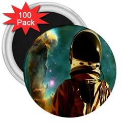 Lost In The Starmaker 3  Button Magnet (100 Pack)