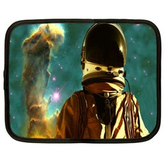 Lost In The Starmaker Netbook Sleeve (xl) by icarusismartdesigns