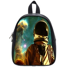 Lost In The Starmaker School Bag (small) by icarusismartdesigns