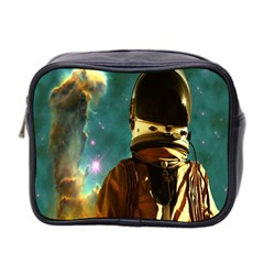 Lost In The Starmaker Mini Travel Toiletry Bag (two Sides) by icarusismartdesigns