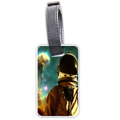 Lost In The Starmaker Luggage Tag (two Sides) by icarusismartdesigns
