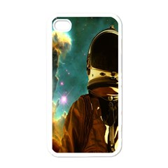 Lost In The Starmaker Apple Iphone 4 Case (white) by icarusismartdesigns