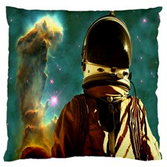Lost In The Starmaker Large Cushion Case (two Sided)  by icarusismartdesigns