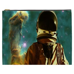 Lost In The Starmaker Cosmetic Bag (xxxl) by icarusismartdesigns