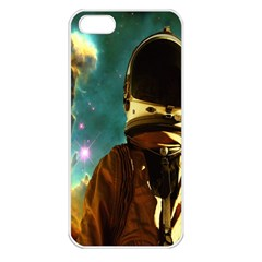 Lost In The Starmaker Apple Iphone 5 Seamless Case (white) by icarusismartdesigns