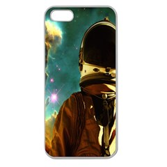 Lost In The Starmaker Apple Seamless Iphone 5 Case (clear) by icarusismartdesigns