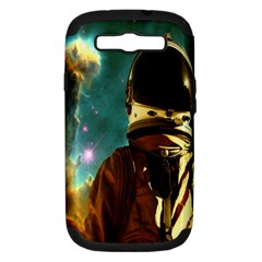Lost In The Starmaker Samsung Galaxy S Iii Hardshell Case (pc+silicone) by icarusismartdesigns