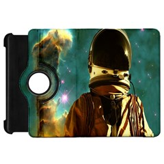 Lost In The Starmaker Kindle Fire Hd Flip 360 Case by icarusismartdesigns