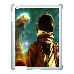 Lost In The Starmaker Apple Ipad 3/4 Case (white) by icarusismartdesigns