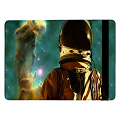 Lost In The Starmaker Samsung Galaxy Tab Pro 12 2  Flip Case