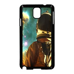 Lost In The Starmaker Samsung Galaxy Note 3 Neo Hardshell Case (black) by icarusismartdesigns