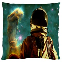 Lost In The Starmaker Standard Flano Cushion Case (two Sides) by icarusismartdesigns