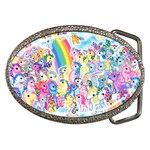 my little pony2 Belt Buckle