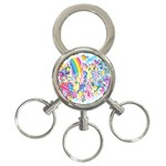 my little pony2 3-Ring Key Chain
