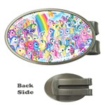 my little pony2 Money Clip (Oval)