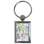 my little pony2 Key Chain (Rectangle)