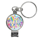 my little pony2 Nail Clippers Key Chain