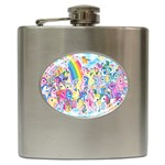 my little pony2 Hip Flask (6 oz)