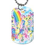my little pony2 Dog Tag (Two Sides)