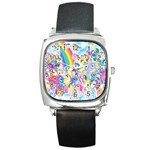 my little pony2 Square Metal Watch