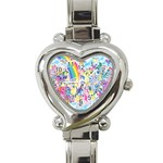 my little pony2 Heart Italian Charm Watch