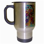 my little pony2 Travel Mug (Silver Gray)