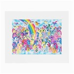 my little pony2 Glasses Cloth