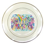my little pony2 Porcelain Plate